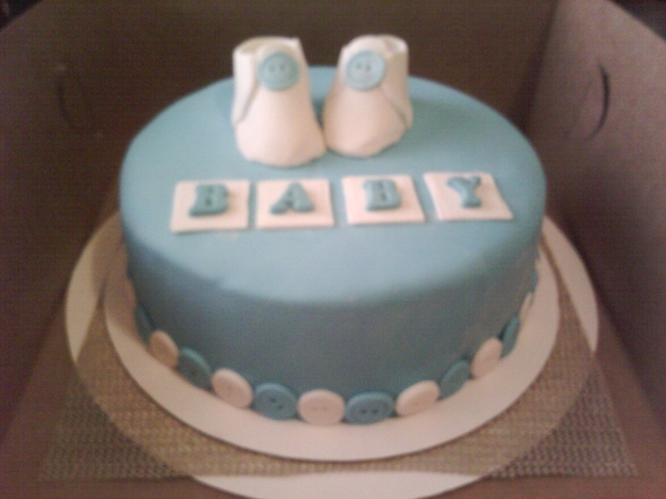 Living Room Decorating Ideas: Baby Shower Cakes Boy Pinterest