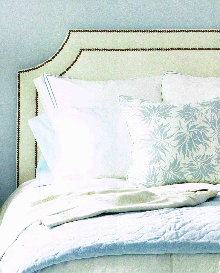 Headboard Shapes Inspiration With headboard shape | Beds | Pinterest Photos