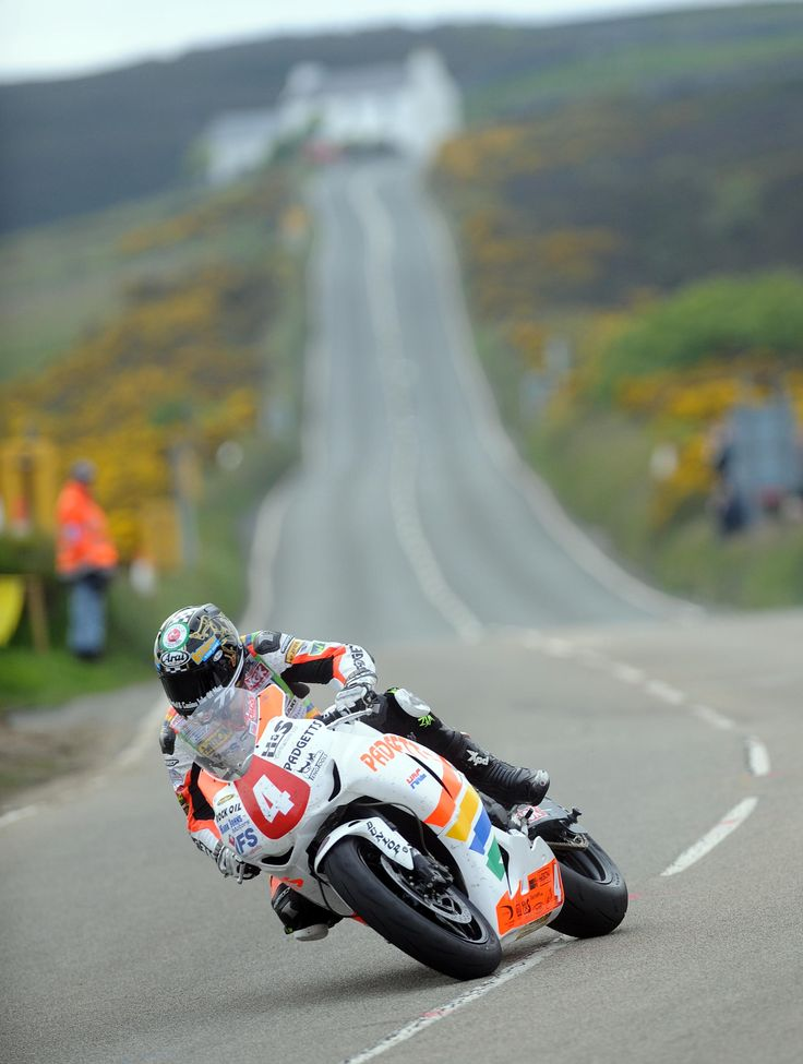 Isle of Man tt...such an awesome experience!
