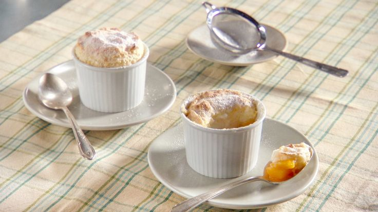 Georgia Peach Souffle | Recipe