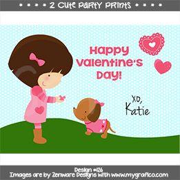 valentine girl puppy names