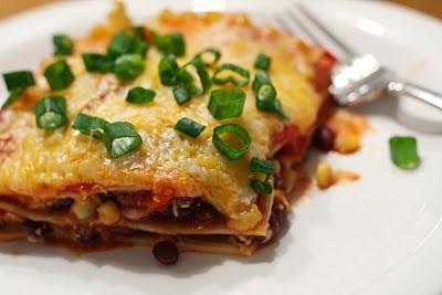 Tex-Mex Lasagna | Mexican/Latin Food | Pinterest