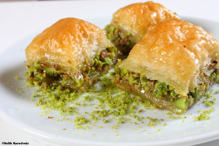 The perfect companion for a cup of regular or Turkish coffee, baklava ...