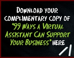 Some great ideas about how a Virtual Assistant could make your life easier...