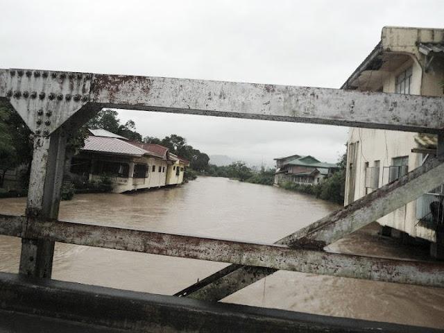 Habagat Impact on Santa Maria, Laguna