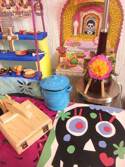 Decoracion Altar De Muertos ~ Pin by Lorena Rasgado on Dia de los Muertos  Pinterest