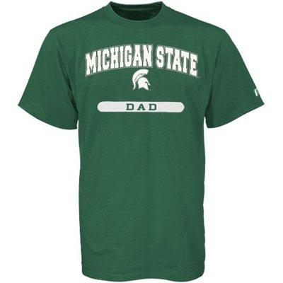 Pin by michigan state spartans on spartan swag pinterest for Michigan state spartans t shirts