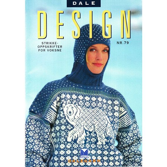 Dale of Norway #79 Knitting Pattern Book   Norwegian Sweaters and Coo?
