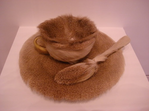 Meret Oppenheim  Object  Luncheon in Fur   1936   Surrealism Object Luncheon In Fur