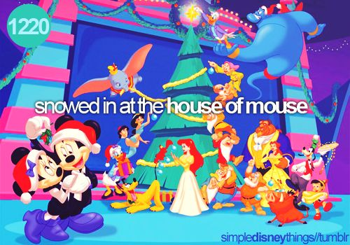 House of Mouse Christmas special    House Of Mouse Christmas