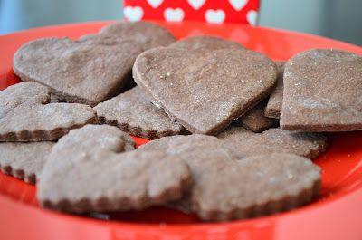 Brownie Roll-Out Cookies   cookies   Pinterest