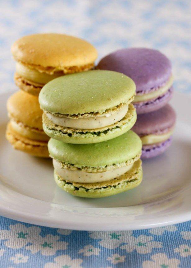 Meyer Lemon Macaron | Dessert | Pinterest