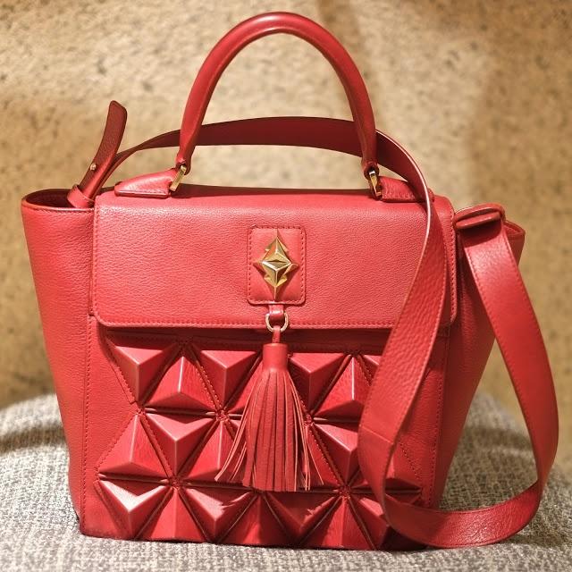 Beautiful Borla by Bahraini handbag designer @sofiaalasfoor