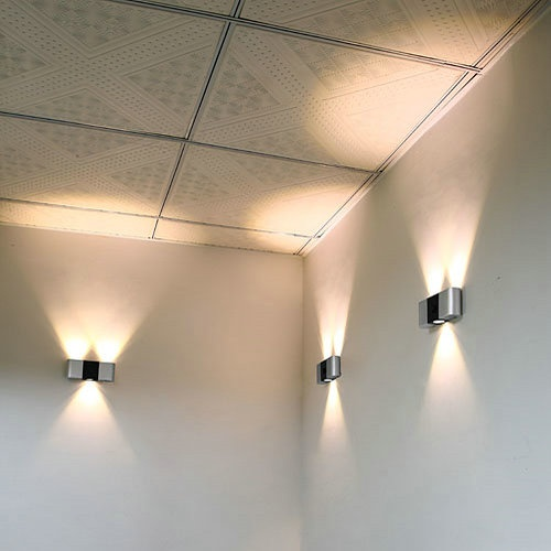 Led Track Lighting Systems Art Gallery Lighting Tips Pinterest