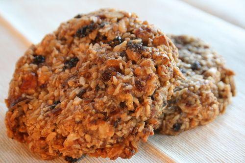 Marathon Power Cookies | I love food | Pinterest