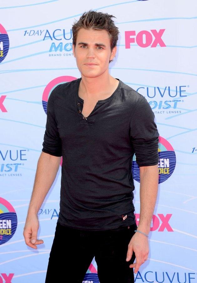 Paul Wesley Teen Choice Awards 2012