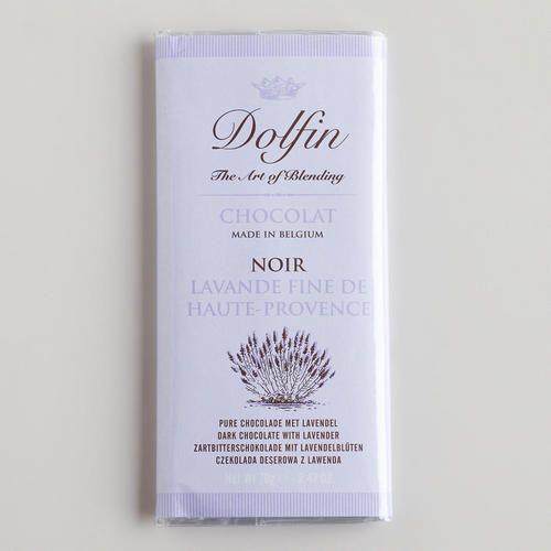 Dolfin Lavender Dark Chocolate Bar   Yummy!   Pinterest