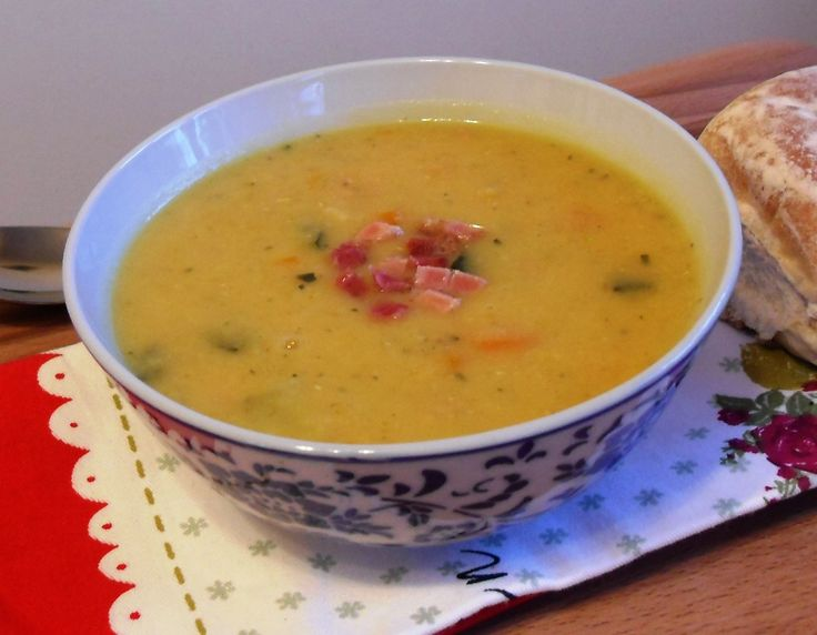 Ham and Lentil soup | Favourite Recipes | Pinterest