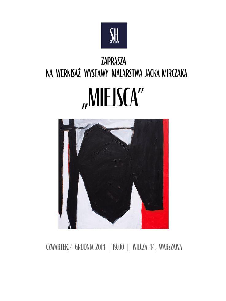 Jacek Mirczak Miejsca