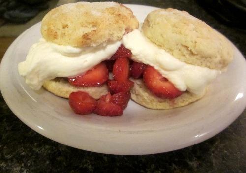 James Beard's Strawberry Shortcake: http://food52.com/blog/3564_james ...