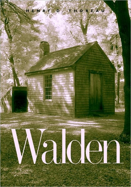 david thoreau walden essay