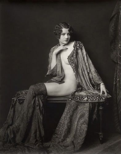 Jean Ackerman  Ziegfeld Follies .Photography by Alfred Cheney Johnston, the official photographer of the Zeigfeld Follies