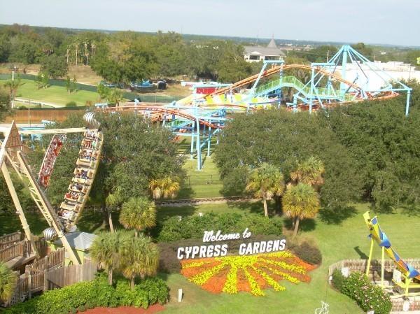 Cypress Gardens Florida Love Pinterest