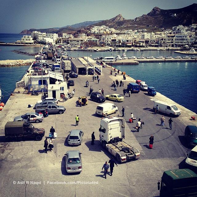Island of Paros, Greece