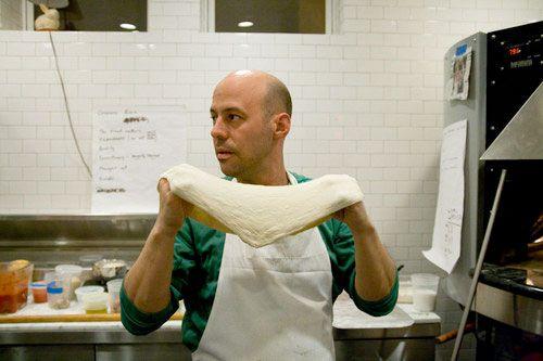 Jim Lahey's No-Knead Pizza Dough Recipe | Breaking Bread | Pinterest