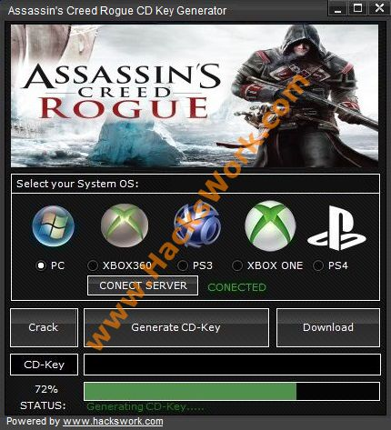 кряк для assassins creed rogue