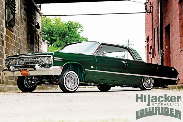 63 Impala Lowriders Pinterest