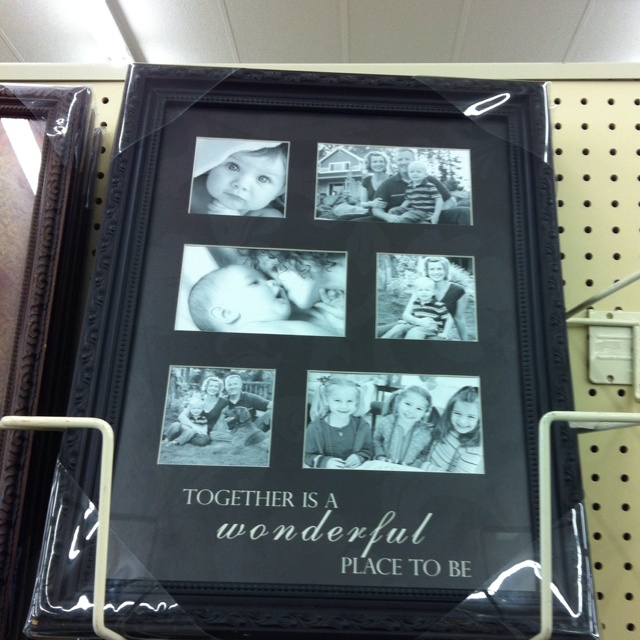 hobby lobby picture frame for the home pinterest. Black Bedroom Furniture Sets. Home Design Ideas