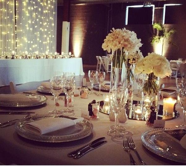 White 2 Wedding Flowers Decorations Cakes Pinterest
