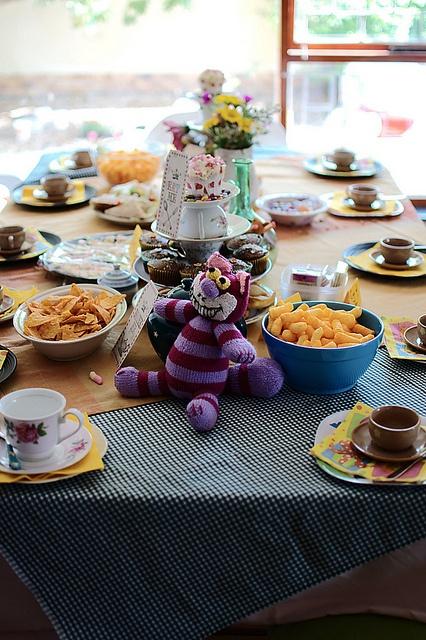alice in wonderland tea party ideas pinterest