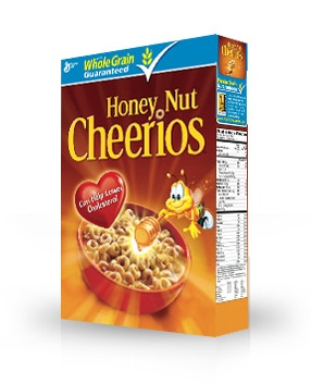 honey nut cheerios i get along well with most kinds of cheerios but ...