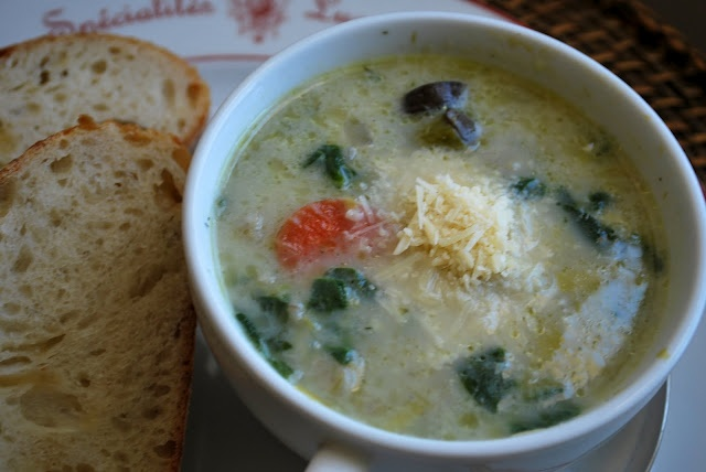 French Spring Soup | Flavors of Spring | Pinterest