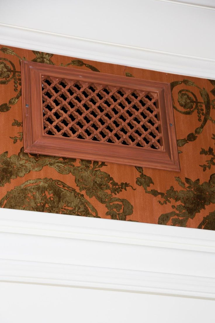 Eco friendly resin decorative wall and ceiling vent covers easy do it yourself installation - Decorative wall vent ...