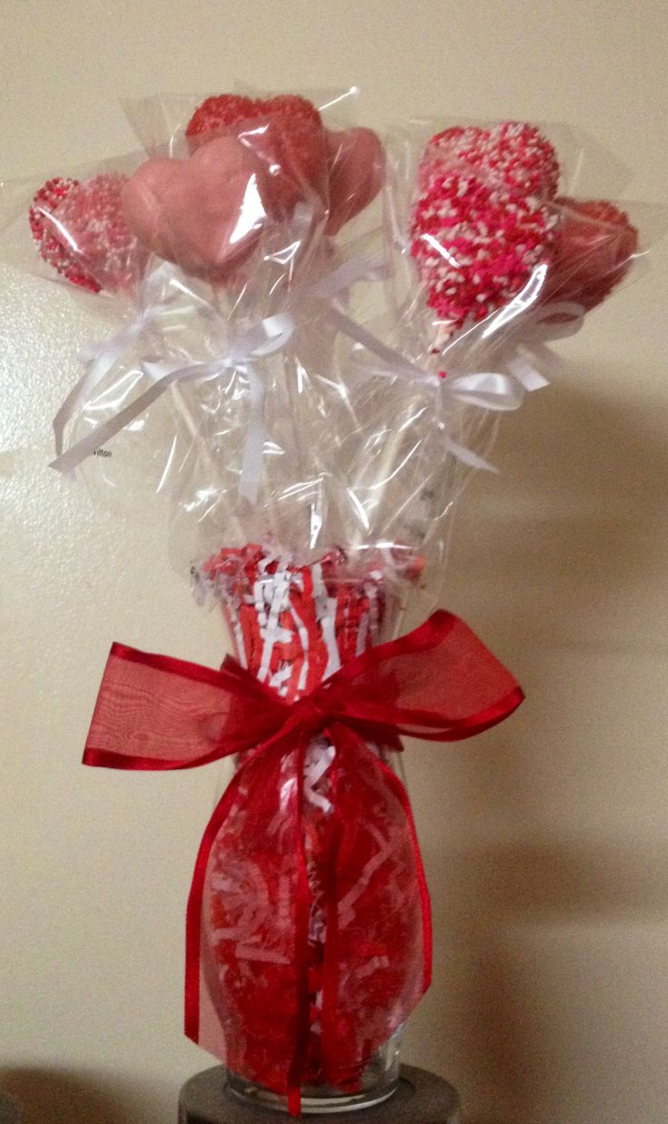 valentine bouquet pinterest