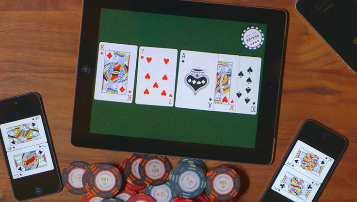3 card poker online tablet