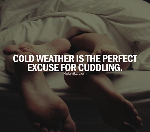 Cuddling Couple Quotes