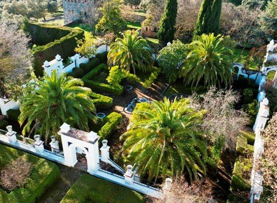 An estate for sale in Cordoba, Spain.