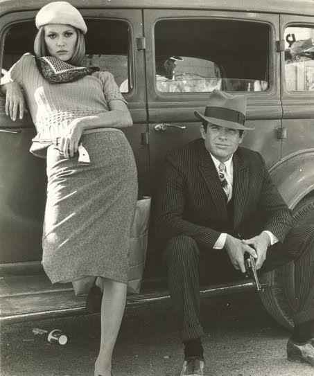 Warren Beatty & Faye Dunaway - Bonnie and Clyde