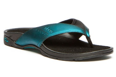 ABEO Balboa in NEW teal color! Oooh....shiny