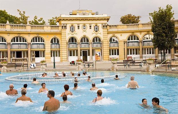 Hungarian Hot Springs T R A V E L Pinterest