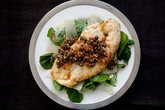 Chicken Breasts with Mushroom Sage Sauce | Recipe