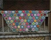 African Flower Crochet - Bing Images