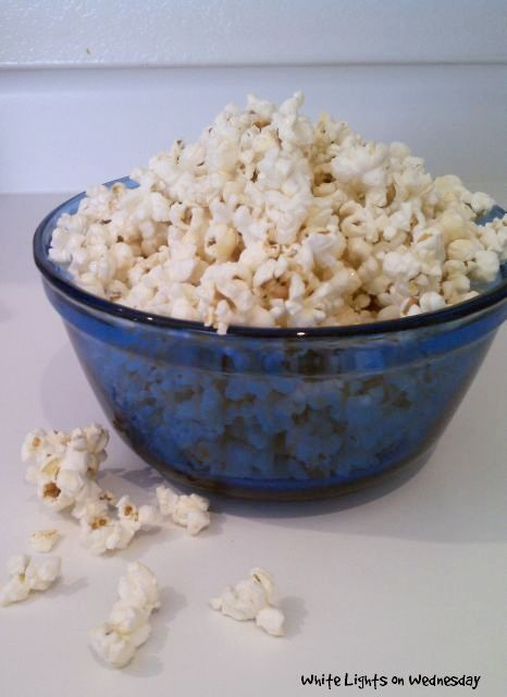 Kettle Corn | Recipe