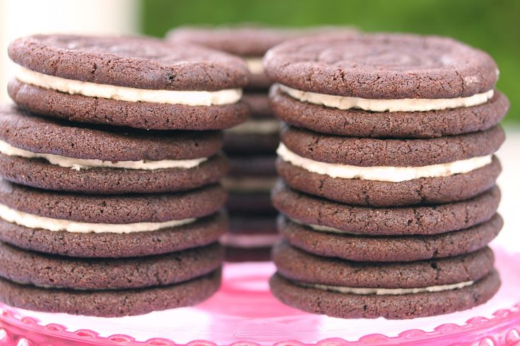 Homemade Oreo Cookies / Fauxreos Recipe Adapted From Smitten Kitchen ...