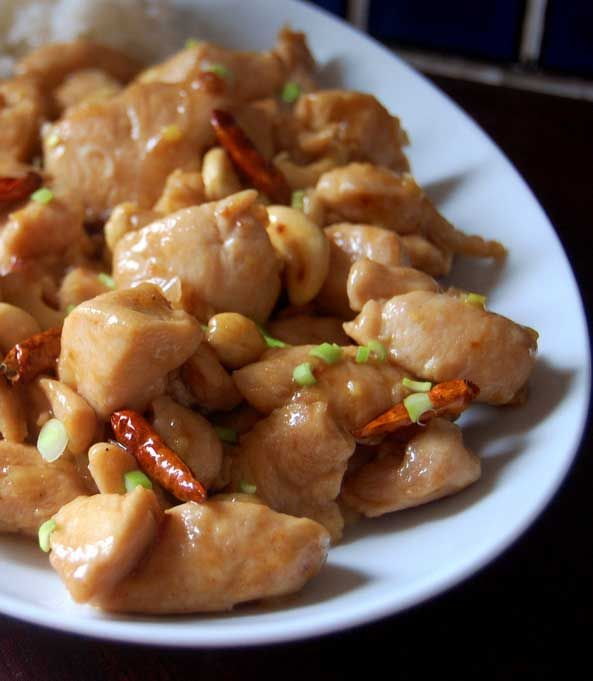 Recipe for Kung Pao Chicken | Asian Food Recipes | Pinterest
