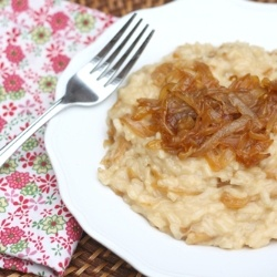 Caramelized Onion Risotto | Bites: Dinner | Pinterest